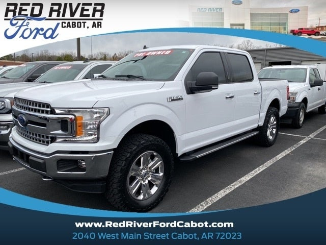Red River Ford >> 2019 Ford F 150 Xlt