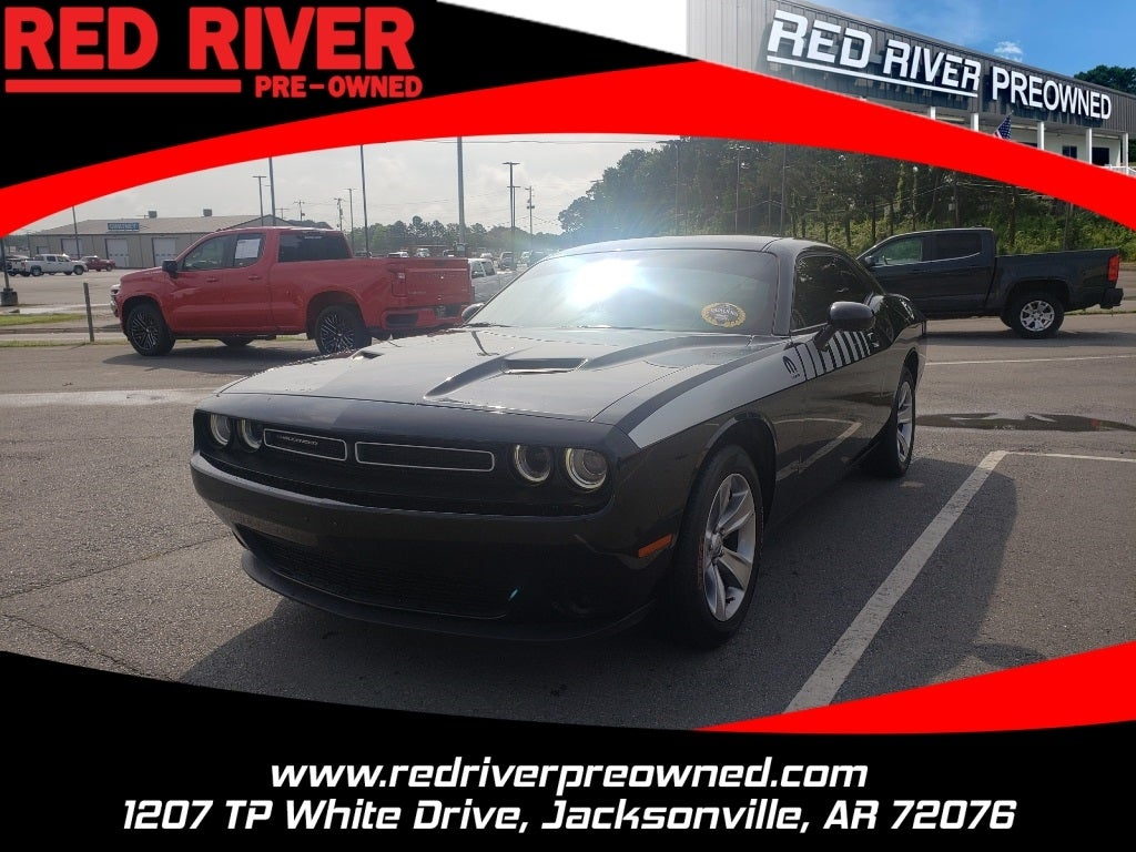Red River Ford >> 2019 Dodge Challenger Sxt Red River Ford Specials Cabot Ar